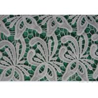 Wholesale all over cotton with butterfly lace fabric from china suppliers