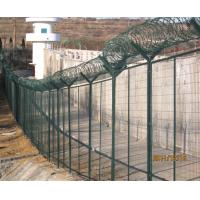 Wholesale Cottage security fence razor barbed blade fencing wire from china suppliers