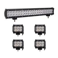 Wholesale Cars Auto Parts LED Mini Flood Work Light Bar IP68 LED Offroad Light Bar Fog Lights from china suppliers