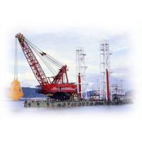 Wholesale Clamshell Grab Dredger Floating Crane For Ocean And River Construction from china suppliers