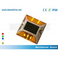 Wholesale Reflective Raised Pavement MarkersSolar Road Stud Cat Eye Reflectors On Roads from china suppliers