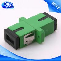 Wholesale FTTx Coupler SC / APC Fiber Optic Adapter Compact Design JIS Standard from china suppliers