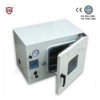 Wholesale 50L Small Vacuum Dry Oven Cabinet Stainless Steel Chamber For Thermo-Sensitive Material from china suppliers