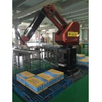 Wholesale XY-SR-210 Efficient robot palletizer and bag palletizer / axis stacking palletizing robotics from china suppliers