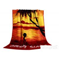 "Wholesale Super Water Absorbent Towels , Microfiber Beach Towel 70""*140cm from china suppliers"