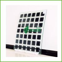Wholesale Transparent BIPV Double Glass Monocrystalline Solar Module 265 Watt BV / ISO from china suppliers