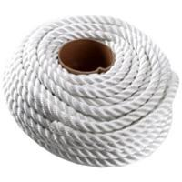 Wholesale Colored Commercial Fishing Rope , Braided Nylon Rope Chemical Resistance from china suppliers