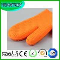Wholesale Heat Resistant Silicone Gloves/Oven Mitts For Oven Cooking Of Bbq Bbaking Glove from china suppliers