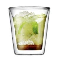 Wholesale double wall Bodum Canteen glass coffee tea cup / wine gass tumbler / mug from china suppliers