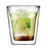Buy cheap double wall Bodum Canteen glass coffee tea cup / wine gass tumbler / mug from wholesalers