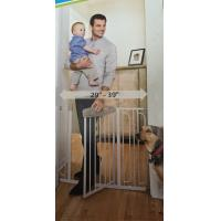 Quality Dog Fences child safety door guard pet dog large dogs isolated security gate for sale