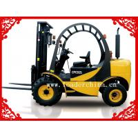 Wholesale 2.5T OFF-ROAD FORKLIFT TRUCK CPCD25 from china suppliers