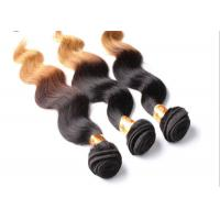 Wholesale Body Wave Two tone color hair extensions , Brazilian Grade 7A Virgin Hair from china suppliers