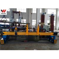 Buy cheap Custom CNC Strip Cutting Machine With Flame / Oxygen Fuel For Plate Cutting Equipment from wholesalers