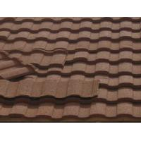 Wholesale Custom Rainbow Colorful Stonecoated Metal Roof Tile Environment friendly from china suppliers