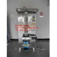 Wholesale Sachet water filling packing machine/packing machine for plastic bags from china suppliers
