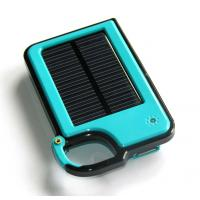Wholesale Key Chain 1450mah Solar Power Bank for Iphone ,Samsung ,HTC ,Sony from china suppliers