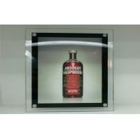 Wholesale Indoor Warm White LED Backlit Light Box With Slim Mirror Board , Customized from china suppliers