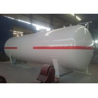Wholesale 25 Tons LPG Storage Tanks 50 cbm 50000 Liters Propane Gas Tank For Storage from china suppliers