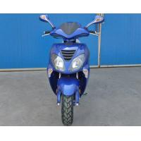 Wholesale Blue Mini Scooter Motorcycle With 150cc CVT Forced Air Cooled Engine from china suppliers