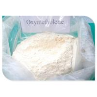 Wholesale Strongest Oral Muscle Building Anabolic Steroids Safe Oxymetholone Anadrol 434-07-1 from china suppliers