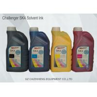 Wholesale 1 L Challenger SK4 Solvent Printing Ink For Seiko 510 / 1020 35PL Printhead from china suppliers
