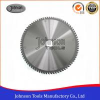 Wholesale 250mm TCT Aluminum Cutting Sharp Cutting Blade / Circular Saw Blade Clear Color from china suppliers