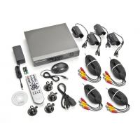 Wholesale 4CH Real Time DVR Surveillance System Plug and Play Support DDNS , PPPoE from china suppliers