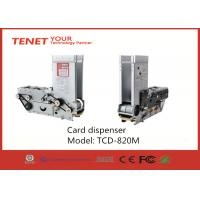 Wholesale Card dispenser with paper card polyster card automatically dispensing from china suppliers