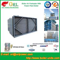 Wholesale Steam Coil CFB Boiler APH , Tubular Type Air Preheater Natural Circulation from china suppliers
