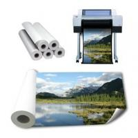 China RC photo paper rolls on sale