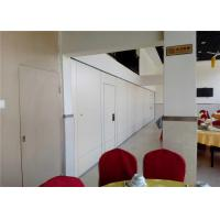 Buy cheap Banquet Hall Interior Acoustic Wall Movable Partition Sound Proof from wholesalers