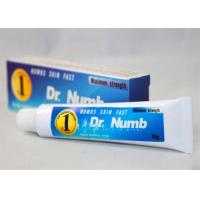Wholesale 10G Dr Numb Tattoo Anesthetic Cream Painless Pain Relief No Pain Numbs Pain Killer Cream from china suppliers