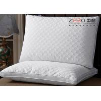 Wholesale Plain Style Original Hotel Comfort Pillows Multi Function With ISO9001 Certificate from china suppliers