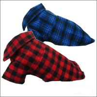 Buy cheap Cotton Check Personalized Dog T Shirt for Yorkie, Shih Tzu, Pekingese from wholesalers