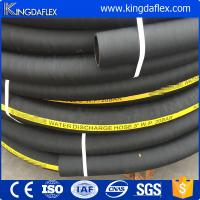 Wholesale 6 Inch Heavy Duty Rubber Industrial Water Discharge/Delivery Hose 10bar/150PSI from china suppliers