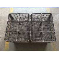 Wholesale GX40NiCr35-25 Material Basket Castings with Base Trays & Pillars & Wire Mesh EB3137 from china suppliers