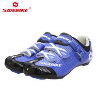 China TPU Pretty Mens SPD Cycling Shoes , Mens Road Bike Shoes OEM / ODM Accept on sale