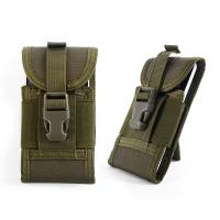 Wholesale Molle Tactical Single Pistol Mag Pouch , Cell Phone Shoulder Holster from china suppliers