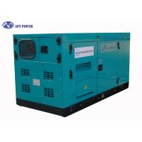 Wholesale Super Silent Diesel Generator with Nissan Diesel Engine Output at 75kVA , 65dBA from china suppliers