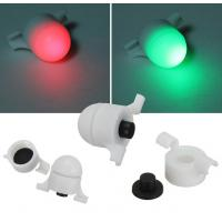 Buy cheap Fishing LED Rod Tip Night Light Strike Alert Glow Stick Bite Alarm from wholesalers
