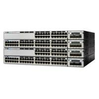 Wholesale 48 Port Gigabit Network Switch WS-C3750X-48PF-E Computer Ethernet Switch from china suppliers