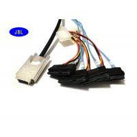 Wholesale 1M Mini SAS 26P SATA Extension Cable , High Speed SATA Cable For Server from china suppliers