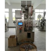 Wholesale Full Automatic Pyramid Tea Bag Packing Machine with Outer Envelope from china suppliers