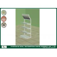 China Lubricating oil display racks for retail stores , e liquid display stands on sale