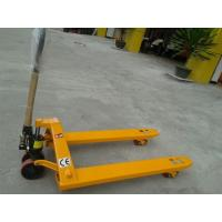 Wholesale Best selling hand pallet trucks with lower cost from china suppliers