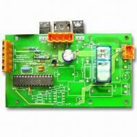 Wholesale Four Layered PCB with 0.15mm QFP Pitch, Lead-free and Tin Plating Surface Technique from china suppliers