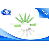 Wholesale Outdoor  Indoor SC APC Connectors For Fiber Optic Patch Cord Cable from china suppliers