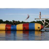 Wholesale Fire Retardant Inflatable Water Toys Catapult Blob , Inflatable Water Blob from china suppliers