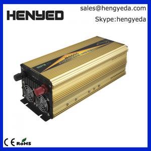 Buy cheap 2000w household inverter pure sine wave 12V dc to ac 110v/220v/230v/240v from wholesalers